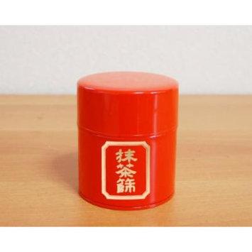 Matcha Tin with Sieve Filter (Orange)