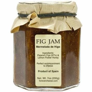 Pajarero Fig Jam - 7 oz jar