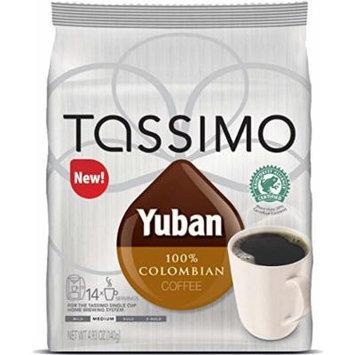 Tassimo Yuban 100% Colombian Coffee (2-pack)
