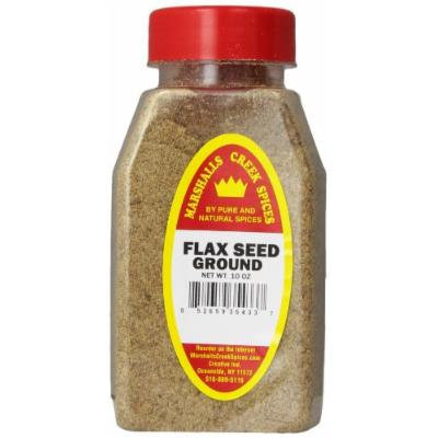 Marshalls Creek Spices Flax Seed Ground, 10 Ounce