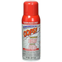 Homax 710747 Group 747 Oops Latex Paint Remover Aerosol Spray, 11 oz