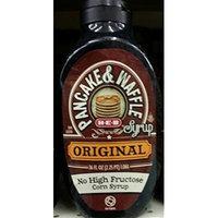 HEB Pancake & Waffle Syrup 36 Oz (Pack of 2)