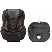 Maxi-Cosi Pria 70 Convertible Car Seat with Easy Clean Fabric and Waterproof Seat Liner, Black Gravel