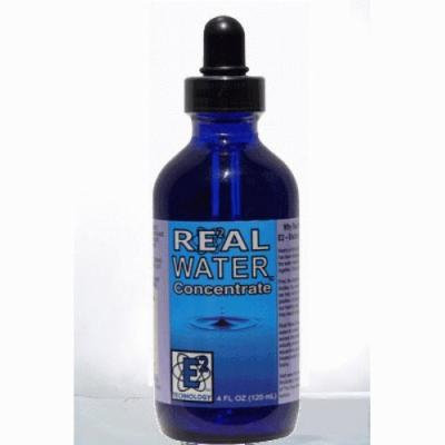 Real Water Concentrate 2 Bottles