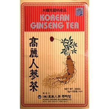 Original Korean Ginseng Tea 0.1oz(3g) 100 Packets (By Koreatrends)