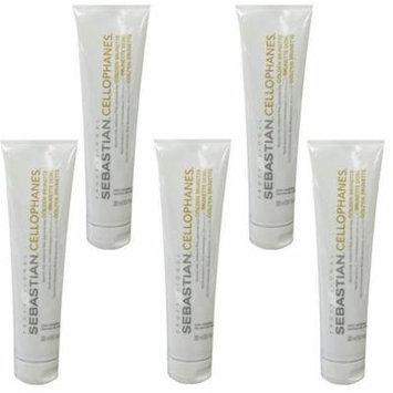 Sebastian Cellophanes Hair Color, Golden Brunette (Pack of 5)