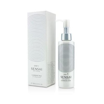 Kanebo Sensai Purifying Cleansing Milk Step 1, Silky 150 ml