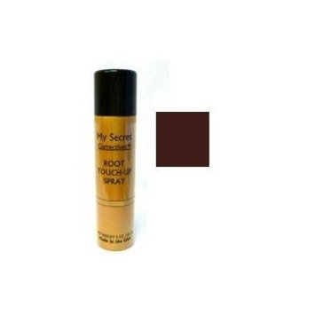 Root Touch Up Spray - Dark Brown