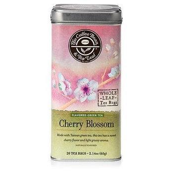 Coffee Bean & Tea Leaf - Cherry Blossom - Flavored Green Tea - 20 Tea Bags