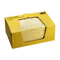 3M Chemical Sorbent Pad C-PD914DD, 9-1/4