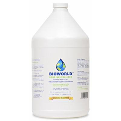 BioWorld Odor Neutralizer - Commercial Concentrate (1 Gallons)