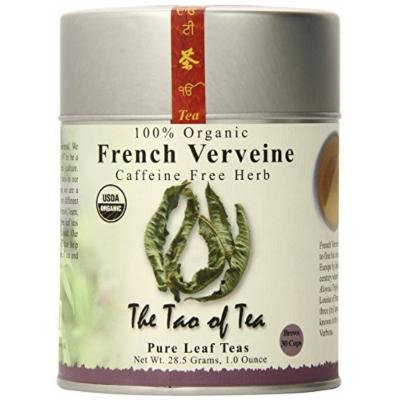 The Tao of Tea, French Verveine Herbal Tea, Loose Leaf, 1-Ounce Tins (Pack of 4)