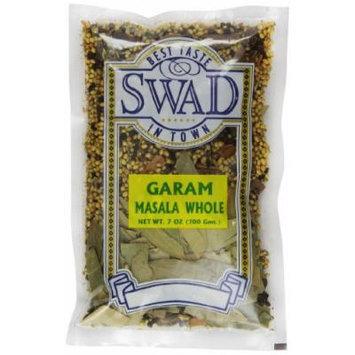 Swad Garam Masala, Whole, 7 Ounce