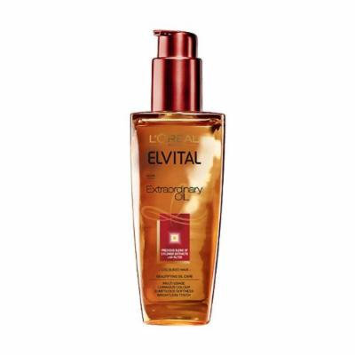 L'Oréal Paris Elvital Coloured Hair Oil Precious Blend of 6 Flowers Extracts +Uv Filter