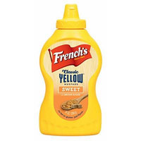 French's Classic Yellow Mustard Sweet Brown Sugar