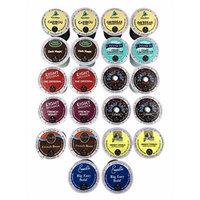 Premium K-cup Coffee Sampler Variety Pack for Keurig Brewer, 22 Count