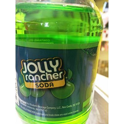 Jolly Rancher Green Apple Soda