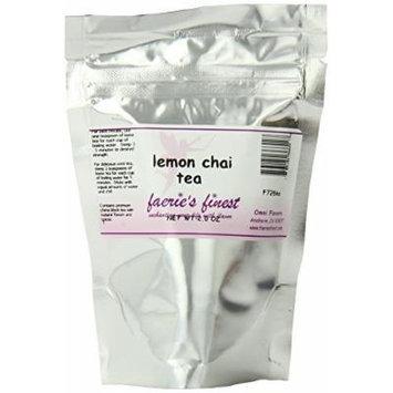 Faeries Finest Lemon Chai Tea, 2 Ounce (Pack of 12)