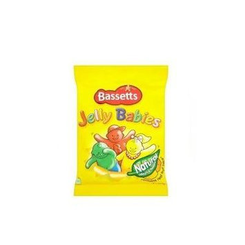 Bassetts Jelly Babies 190G - Pack of 4