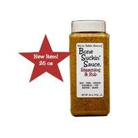 Bone Suckin' Seasoning & Rub, 26oz