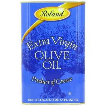 Roland Olive Oil, Extra Virgin, 101.4 Ounce