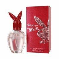 Playboy Play It Rock Eau de Toilette Spray for Women, 2.5 Ounce
