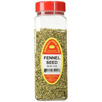 Marshalls Creek Spices X-Large Size Fennel Seed, Whole, 14 Ounces