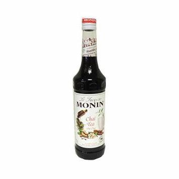 Monin - Chaï Tea Syrup - 700ml (Case of 6)