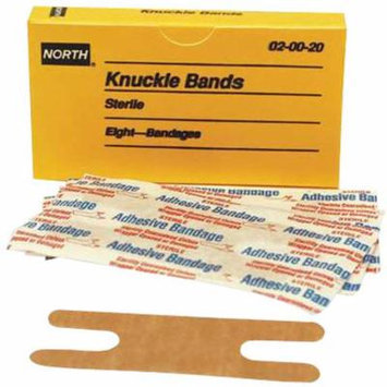 North by Honeywell 020020 Knuckle Bandage, 8 per unit