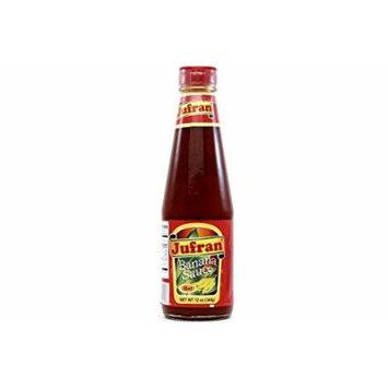 Jufran Hot Banana Ketchup, 11.29-Ounce (3 Pack)