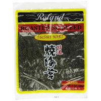 Roland Seaweed, Roasted, 1 Ounce (Pack of 10)