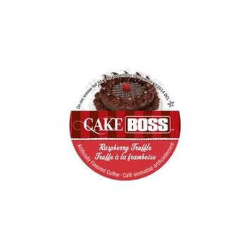 Cake Boss Coffee - Raspberry Truffle - 48 Single Serve K Cups for Keurig Brewers