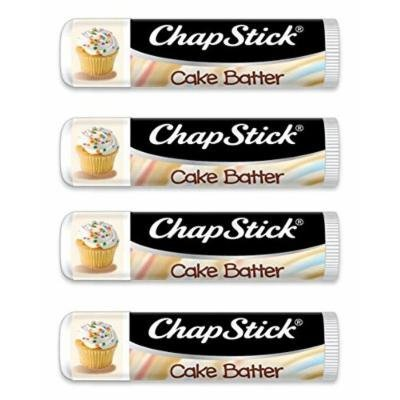 Limited Edition Cake Batter Chapstick (Pack of 4)
