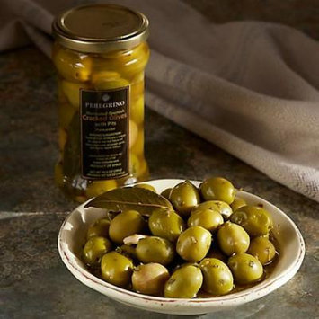 La Tienda Peregrino Brand Cracked Olives with Garlic & Herbs (7.3oz/200g drained wt)