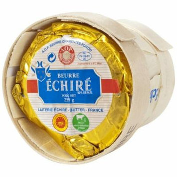 Echire Butter In A Basket, Unsalted - 1 x 8.8 oz
