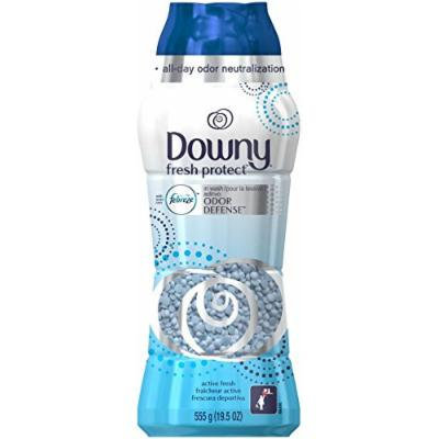 Downy Fresh Protect Laundry In-Wash Odor Shield - Active Fresh Scent - 19.5 oz