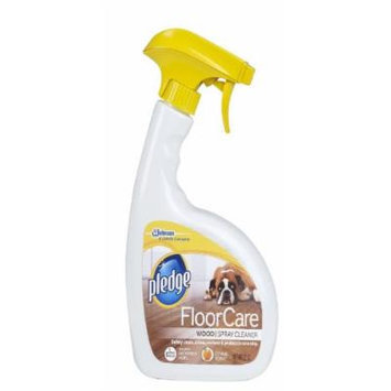 Pledge Wood Floor Trigger Cleaner, 32 Ounce