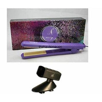 NIB Herstyler Purple Colorful Seasons 7 1.5