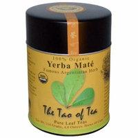 The Tao Of Tea Organic Yerba Mate Tea,4 Oz (114 G)