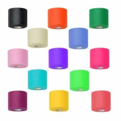 Foam Underwrap / Prewrap for Athletic Tape - Rainbow Variety - 48 pack