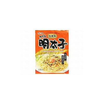 S&b Japanese Pasta Sauce Mentaiko (Walleye Pollack Roe) 2 Serving