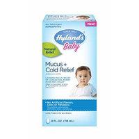 Hyland's Baby Mucus Plus Cold Relief Medicine