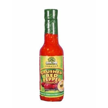 Spur Tree Crushed Red Pepper Hot Sauce