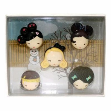 Harajuku Lovers by Gwen Stefani for Women Gift Set, 5 Piece
