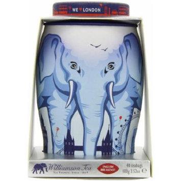 Williamson London Skyline Tea Caddy