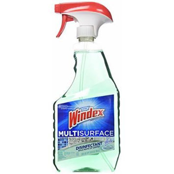 Windex Multisurface Disinfectant Cleaner (Glade Rainshower) 26oz