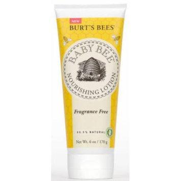 Burt's Bees Baby Bee Nourishing Lotion Fragrance Free
