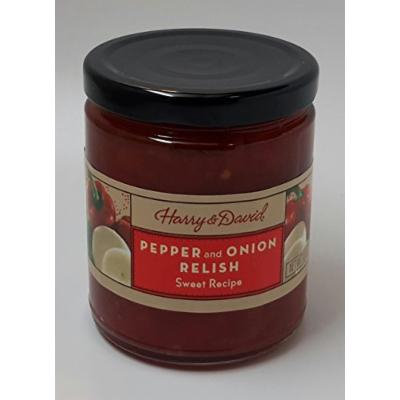 Harry & David Sweet Pepper and Onion Relish