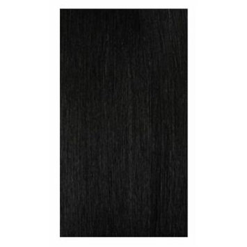 LACE SWEPT SIDE BANG (1 Jet Black) - Shake N Go Freetress Equal Synthetic Hair Clip in Bang Piece