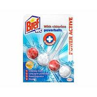 BREF WC Power Aktiv Chlorine Cleaning Balls (10 Pack)